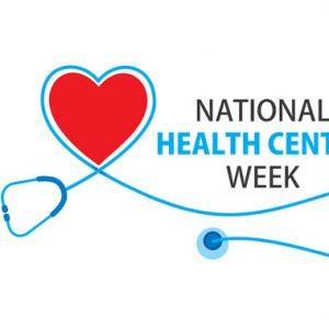 Happy National Health Center Week